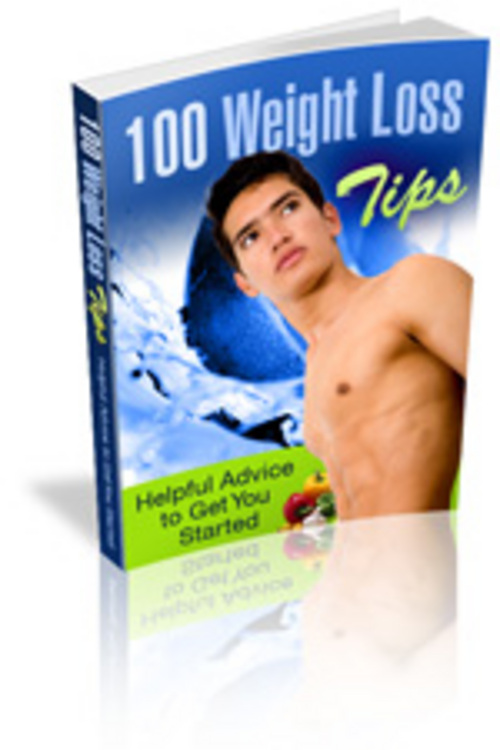 Product picture 100 Weight Loss Tips - That are Simple But Work